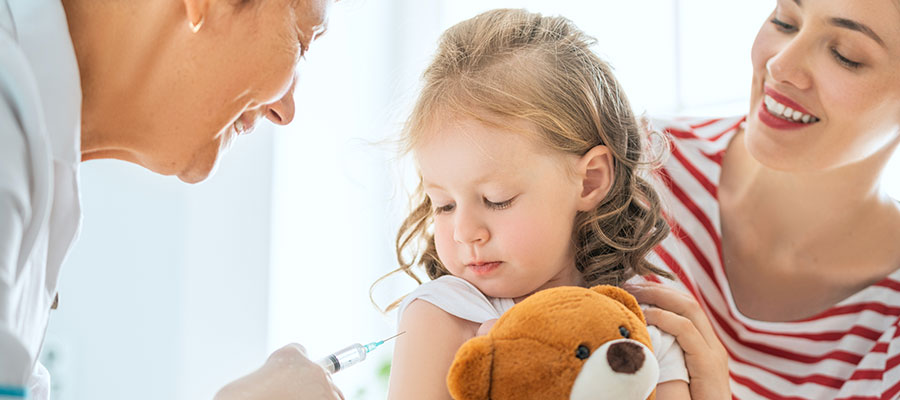 Clayton County Health District - CHILDREN'S FLU PREVENTION